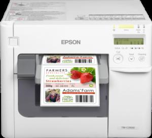Talice - Imprimante Epson Colorworks C3500