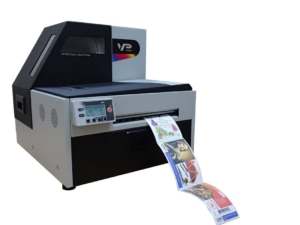 La nouvelle VP 700 : l'imprimante à étiquettes en couleur révolutionnaire !