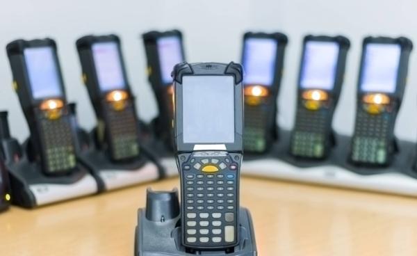 Lecteurs RFID en charge - Talice