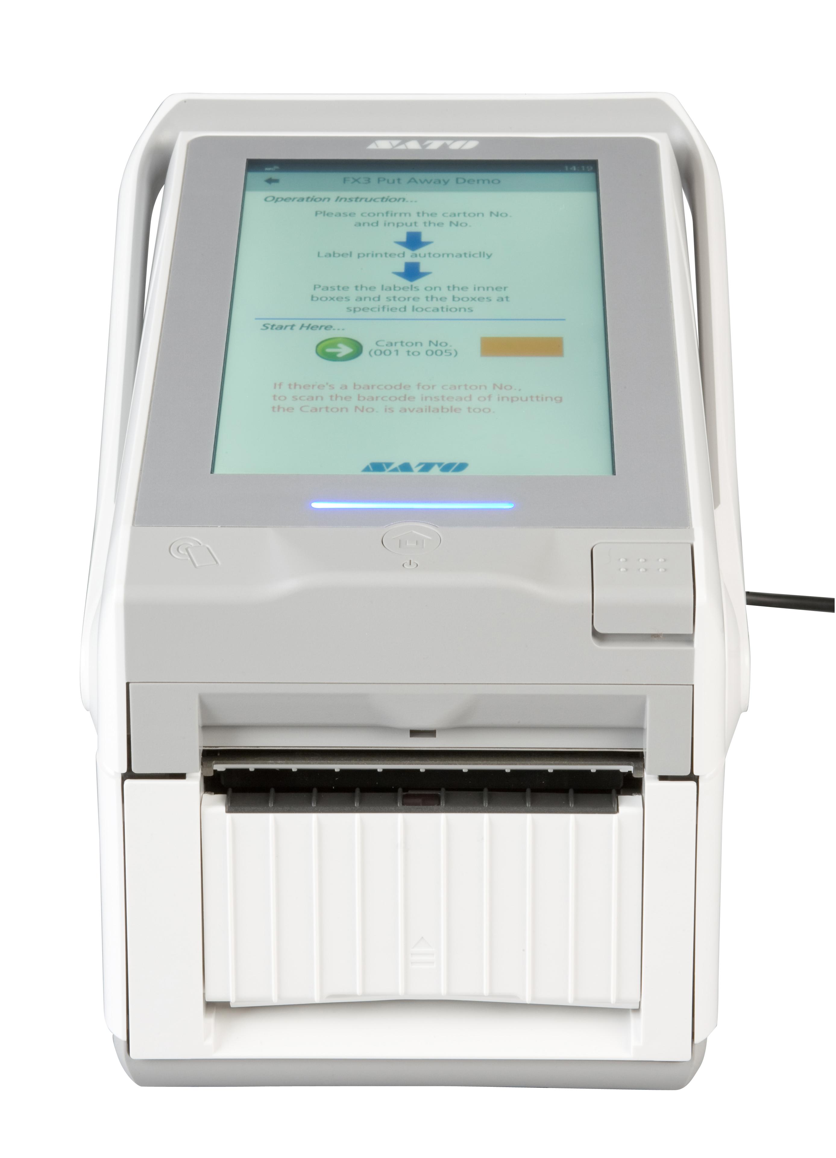 Imprimante SATO FX3 - Talice