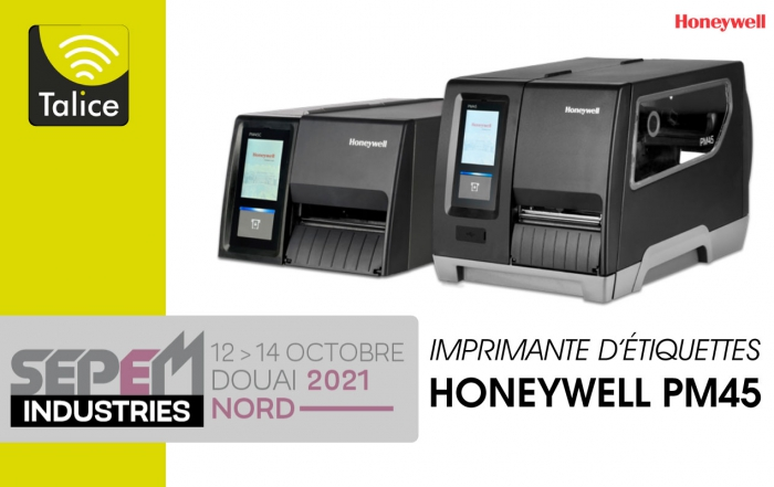 Imprimante Honeywell PM45