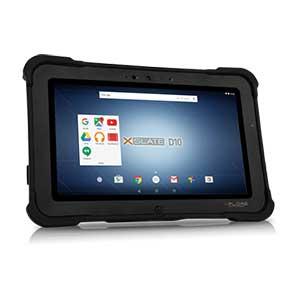 La tablette Zebra D10, une tablette AndroidTM qui s'adapte à toutes les situations professionnelles