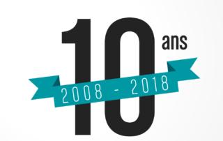 Talice fête ses 10 ans aujourd'hui !
