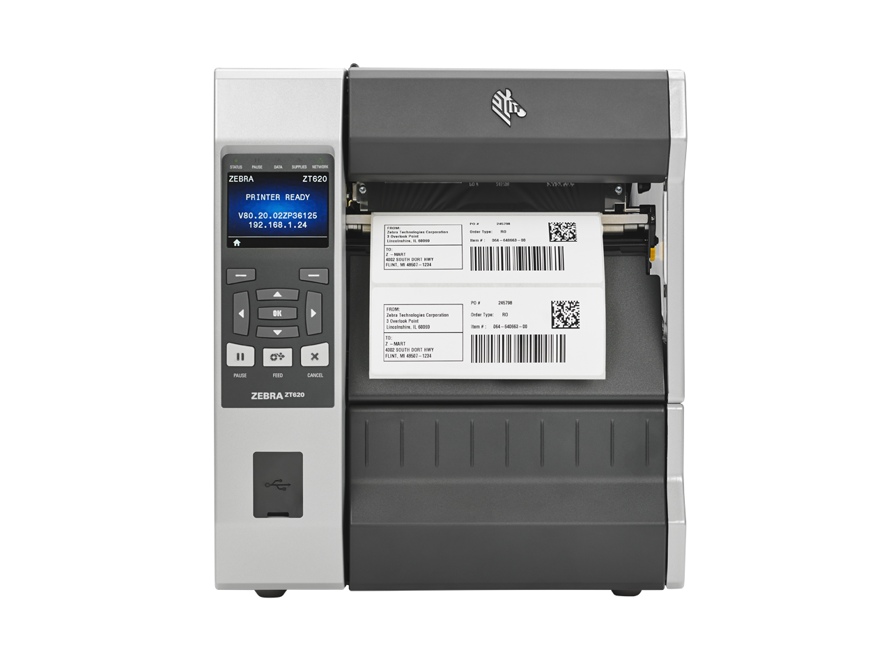 Imprimantes industrielles ZT600